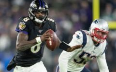 Ravens end Patriots' undefeated season