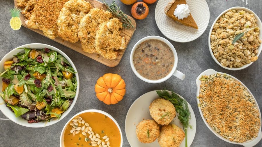 Tasty vegetarian & vegan Thanksgiving recipes