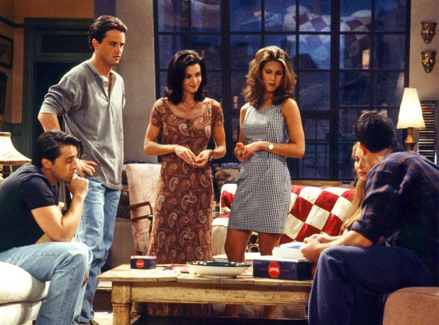 """Friends"" – 25 Episodes for 25 Years"