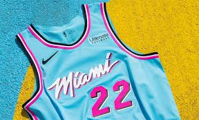 Miami Heat City Edition Jerseys