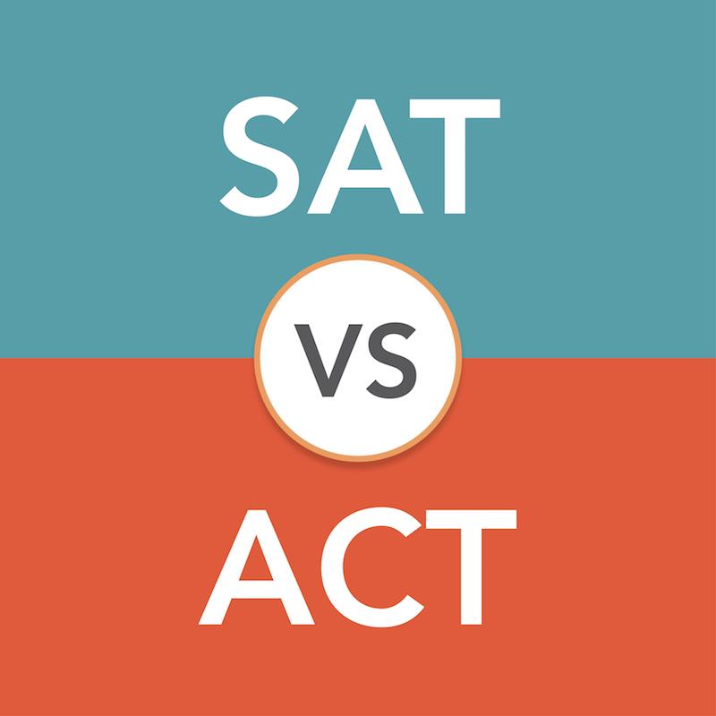 ACT+vs.+SAT