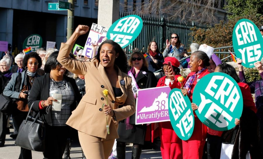"""Herstory"" Made: Virginia ratifies the ERA"