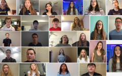SLHS virtual choir