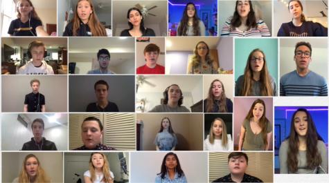 SLHS virtual choir