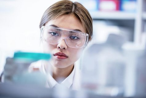 Why you should stop taking your lab goggles for granted