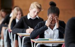 Can your test anxiety actually benefit your score?