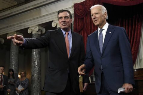 Sen. Warner & VP Biden in 2014