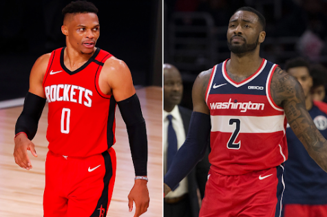 Wizards acquire Rockets Star Russell Westbrook in exchange for John Wall
