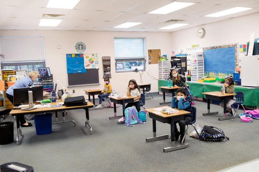 Image via Brookefield Elementary School, FCPS