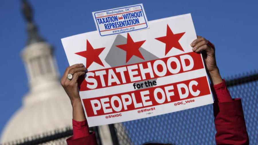 DC statehood bill heads to the House for historic vote
