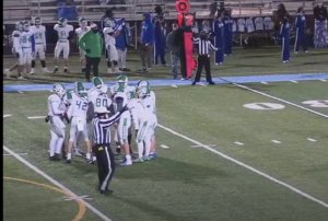 South Lakes playing Yorktown - Image via YHS Boosters on Youtube