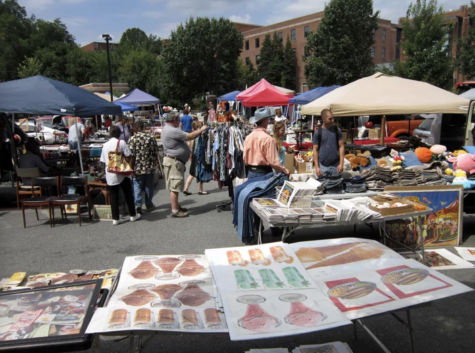 DC flea market is a beacon for sustainability