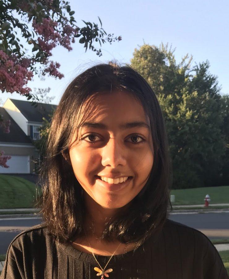 Sarina Nayak